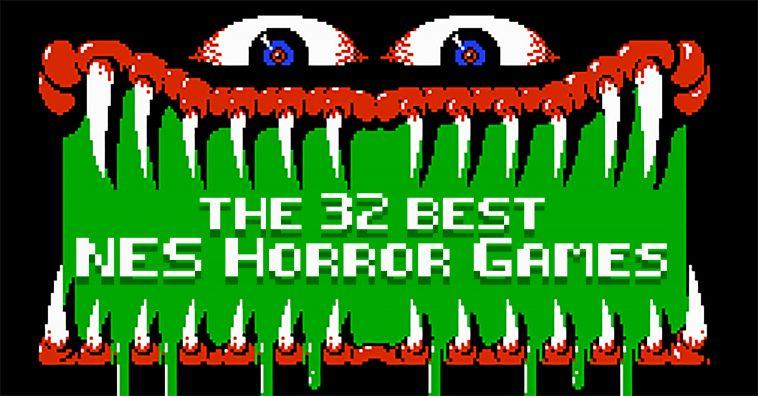 Speedrun Hype The 32 Best Horror Games For The Nes Famicom