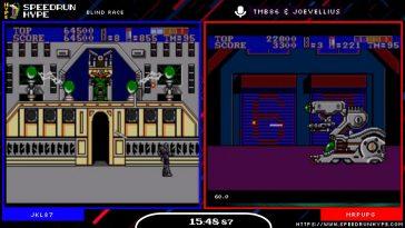 ESWAT: City Under Siege (SMS) - Blind Race - Speedrun Hype