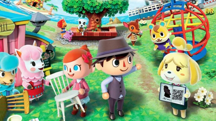 Animal Crossing New Horizons QR Code Designs