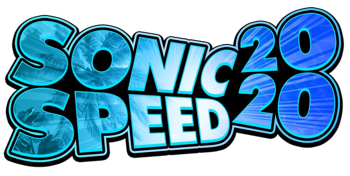 Sonic Speed 2020 Marathon