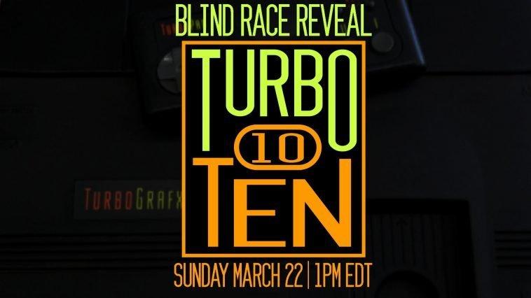 RetroGamingLiveTV's Turbo Ten Marathon Race 2020