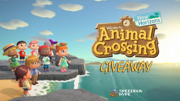 Animal Crossing: New Horizons Giveaway - Nintendo Switch